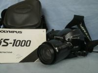 '  IS-1000 ' Olympus IS-1000 SLR Camera Cased + Inst £19.99